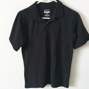 George Black Polo shirt size XL